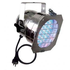 LED par 56 chrome DMX/stand alone