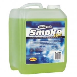 Low Smoke Fluid 5 liter