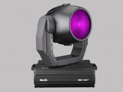 MAC 600NT 575W washlight CMY