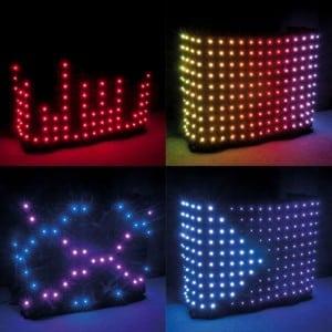 Pixel DJ booth