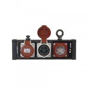 Splitbox CEE16A >2 x CEE16A (WCD)