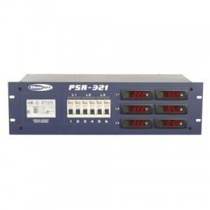 Stroomverdeelunit 32 ampere / 6x230 V