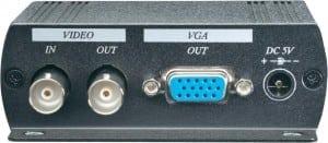 Video converter - BNC-VGA
