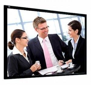 Videoscherm 500x375cm incl. Frame