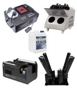Rook- & Effectmachine
