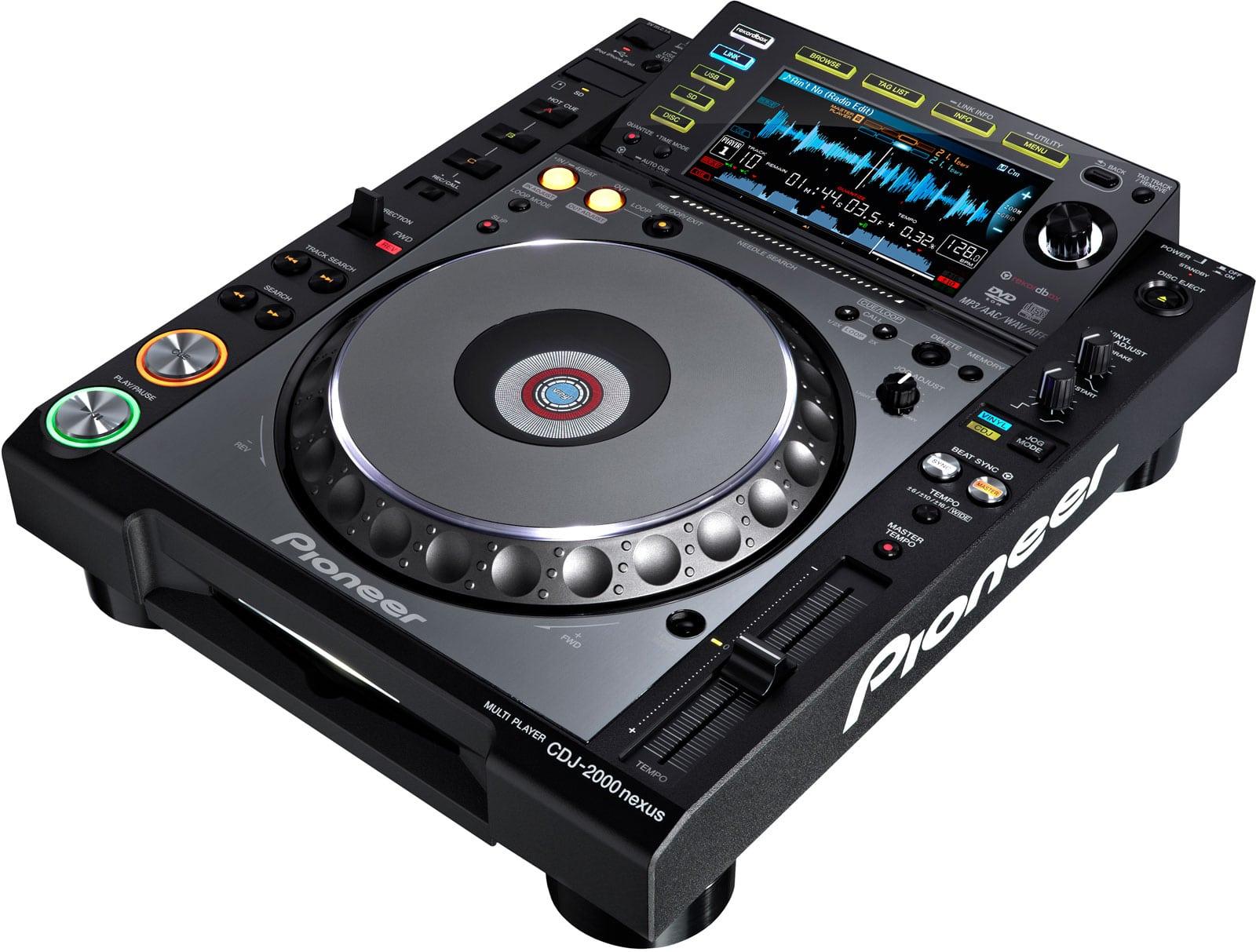 Pioneer-CDJ-2000-Nexus-